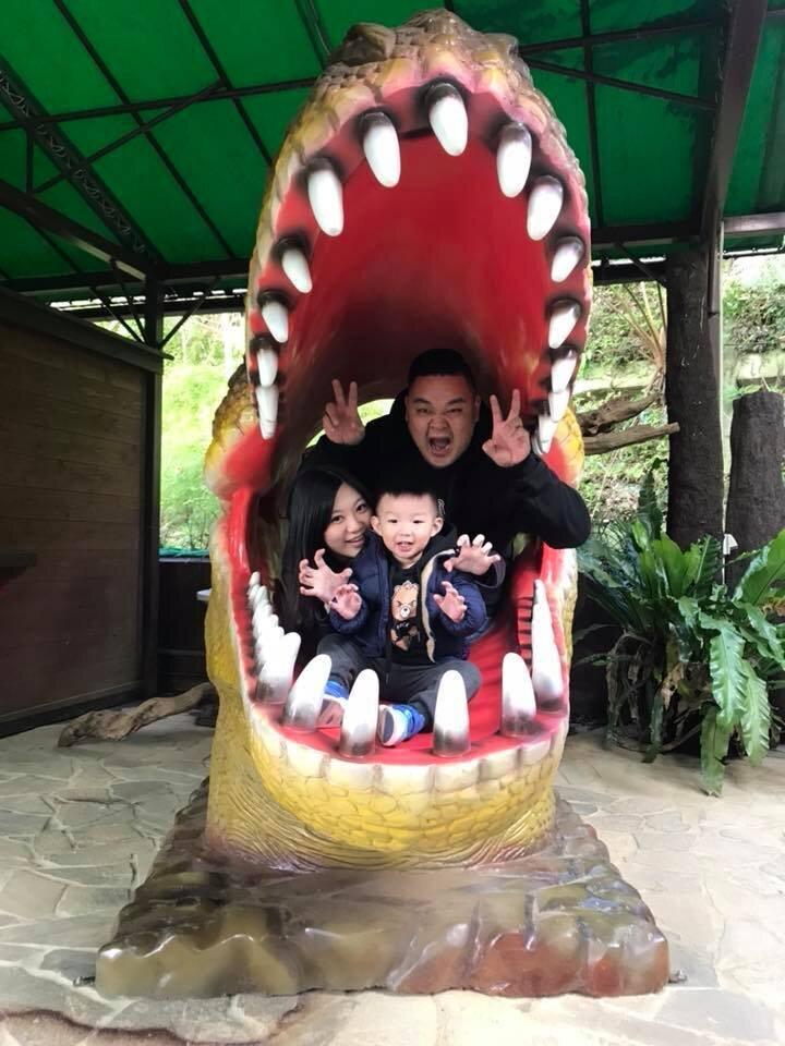 【親子時尚】卸貨前沖繩之旅好貼心! 林道遠「後遺症」讓老婆笑翻