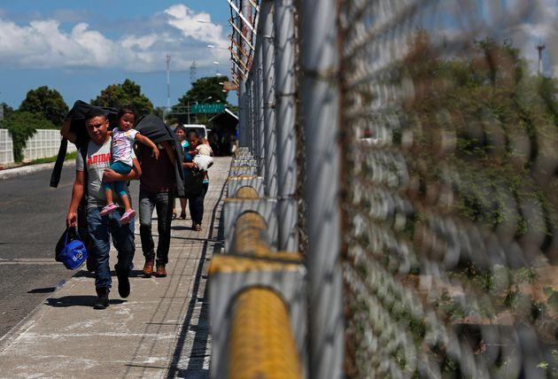 To Μεξικό στέλνει την εθνοφρουρά στα σύνορα με την