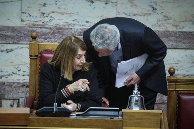 Δεν θα είναι ξανά υποψήφια βουλευτής η Χριστοδουλοπούλου - «Ζητώ