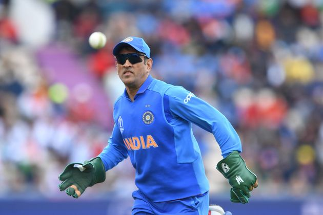 Dhoni Gloves Row: BCCI Backs Cricketer, Requests ICC