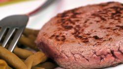 780 tonnes de faux steaks hachés distribuées aux plus