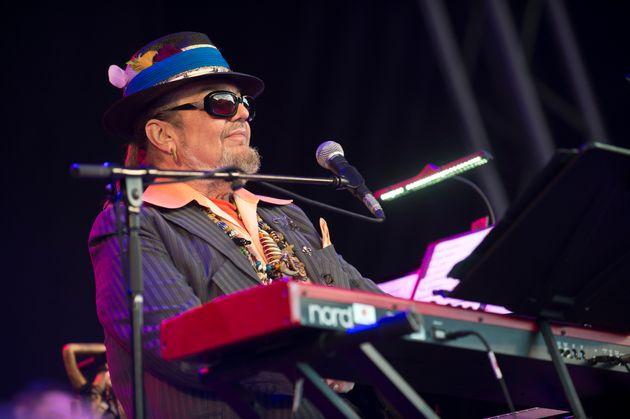 Πέθανε ο πιανίστας και «βασιλιάς» του rhythm and blues Dr.