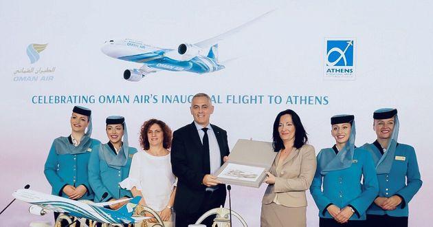 Το αεροπορικό «άνοιγμα» στην Αραβική
