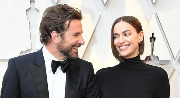 Irina Shayk y Bradley Cooper han