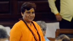 Malegaon Blast Case: BJP MP Pragya Thakur Appears In Mumbai