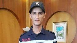 Après avoir sauvé deux femmes d'un incendie: Abdelkader Sahnoune promu