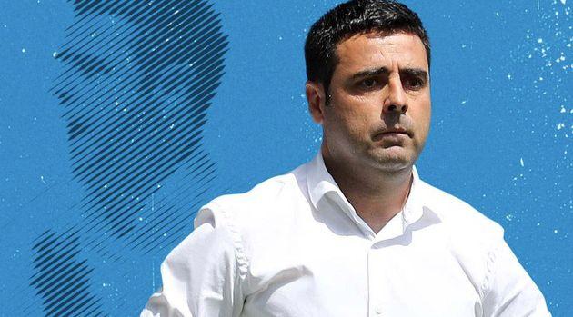 David Gallego, nuevo entrenador del