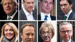 Les onze prétendants pour succéder à Theresa
