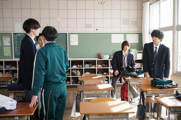 NHKドラマ「腐女子、うっかりゲイに告(コク)る。」第5話より