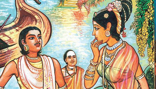 How 'Ponniyin Selvan', An Epic Set During The Chola Reign, Became Intertwined With Tamil