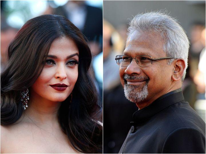 Aishwarya Rai and Mani Ratnam