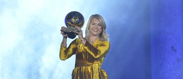 Ada Hegerberg, la Balón de Oro femenina que renunció a jugar el Mundial en protesta por la discriminación