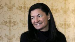 Sommet des deux Rives - Patricia Ricard, cheffe de file de la délégation française: