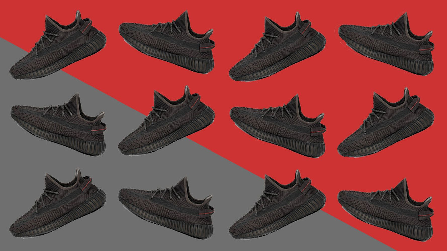 Adidas Yeezy Boost 350 V2 Sell Out Fast After Fans Camp
