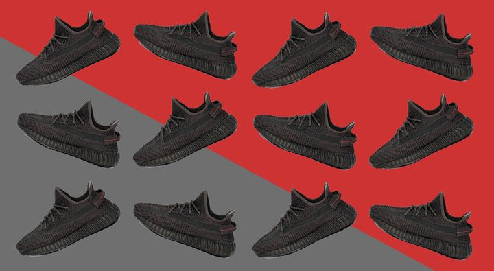 check out 802b9 38d69 Adidas Yeezy Boost 350 V2 Sell Out Fast After Fans Camp ...