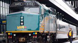 Le dossier des trains à grande fréquence de Via Rail au Québec avance...