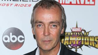"LOS ANGELES, CA - SEPTEMBER 19:  Actor John Hannah attends the premiere of ABC's ""Agents Of SHIELD"" Season 4 at Pacific Theatre at The Grove on September 19, 2016 in Los Angeles, California.  (Photo by Paul Archuleta/FilmMagic)"