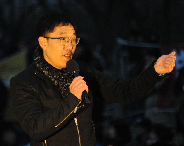 이언주가 지자체에 '김제동 초청 이력' 요청하는 공문을