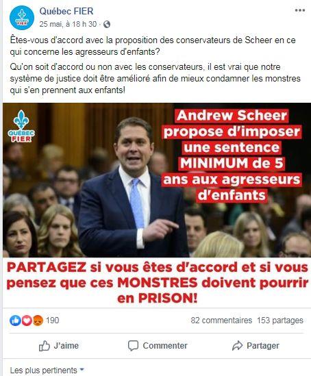 Justin Trudeau dans la mire de Québec