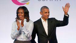 ΗΠΑ: Οι Ομπάμα υπέγραψαν πολυετή συμφωνία με το Spotify για την παραγωγή
