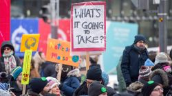 Young Quebecers Push For Federal Action On Climate Change With