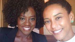Esta selfie de Viola Davis com Taís Araújo vai salvar a sua