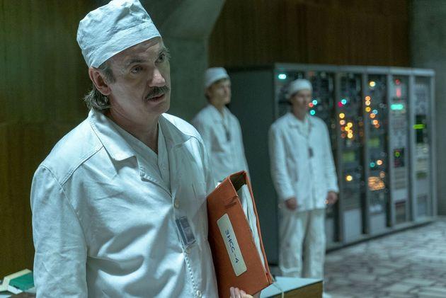 Υπάρχουν και κάποιοι που δεν τους αρέσει το «Τσέρνομπιλ» του HBO – στη