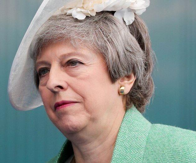 Theresa May a démissionné de la présidence du parti