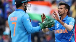 Cricket World Cup: Dhoni, Drop The Army Insignia On Your
