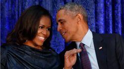 Barack e Michelle Obama terão podcasts em parceria com o