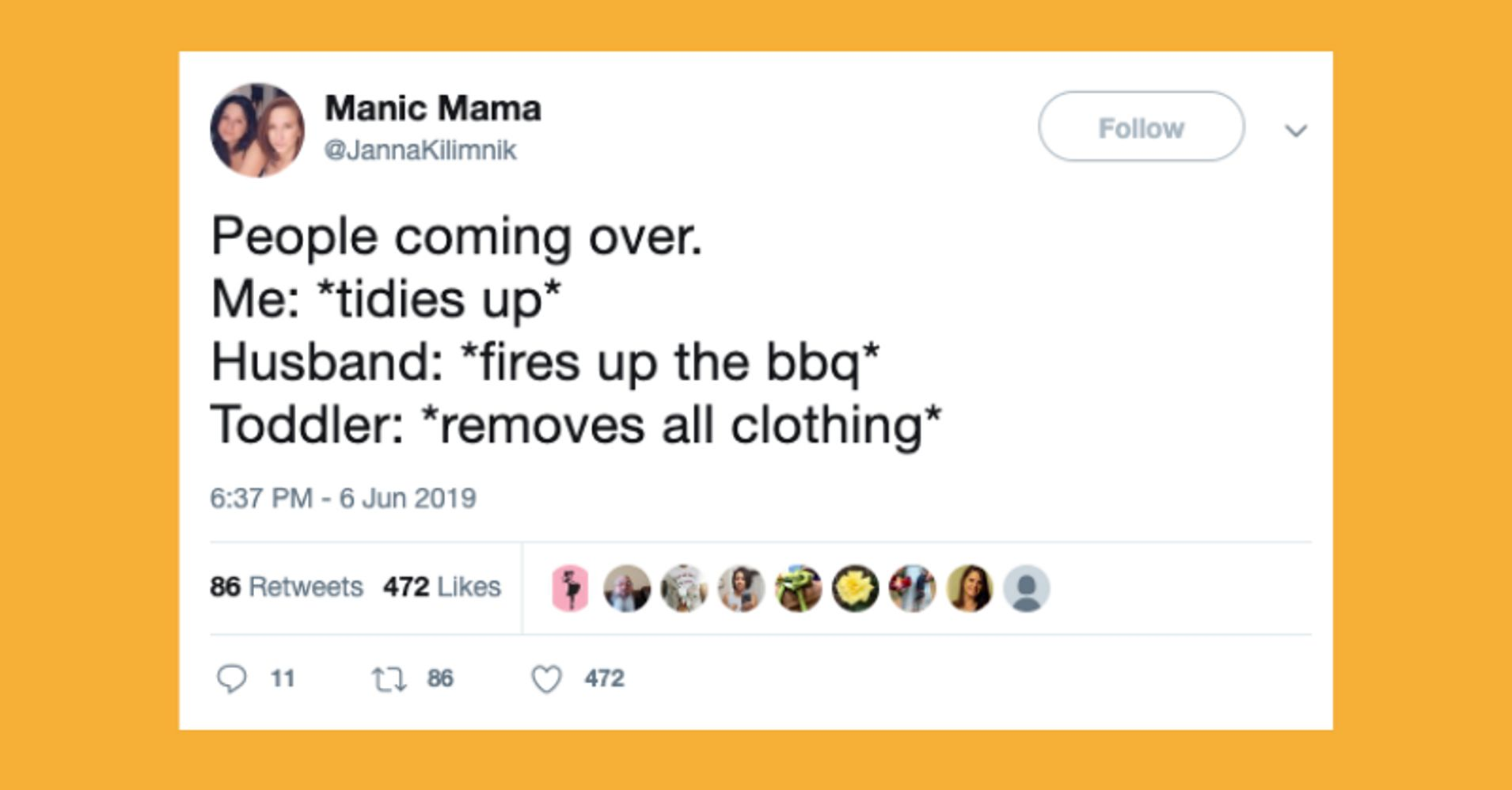 The Funniest Tweets From Parents This Week (June 1-7)
