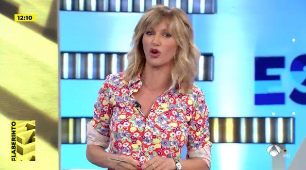 Susanna Griso se indigna con un invitado en 'Espejo Público' (Antena 3):