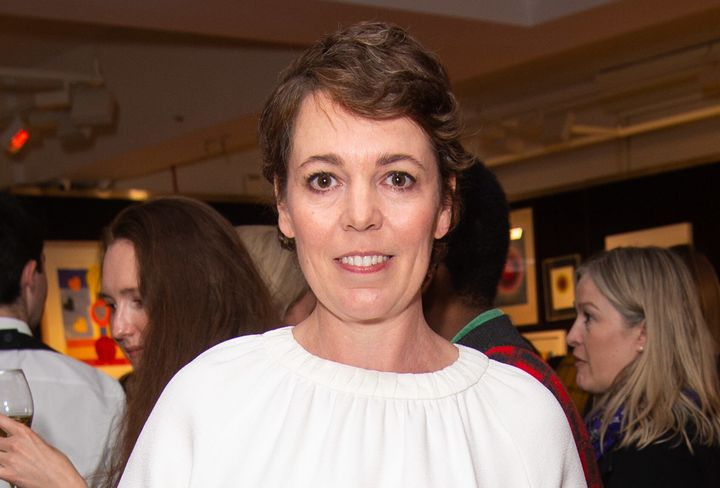<strong>Olivia Colman</strong>