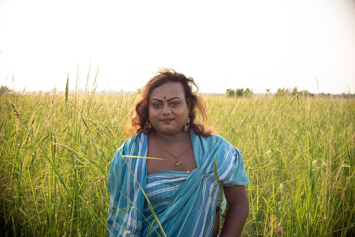 Sintu Bagui identifies as a transgender woman and was recently appointed as a local judge in her community.