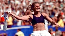 Brandi Chastain's Iconic Sports Bra Finally Gets The Honor It