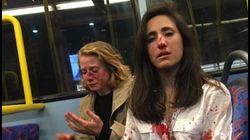 Après l'agression d'un couple lesbien à Londres, cinq ados