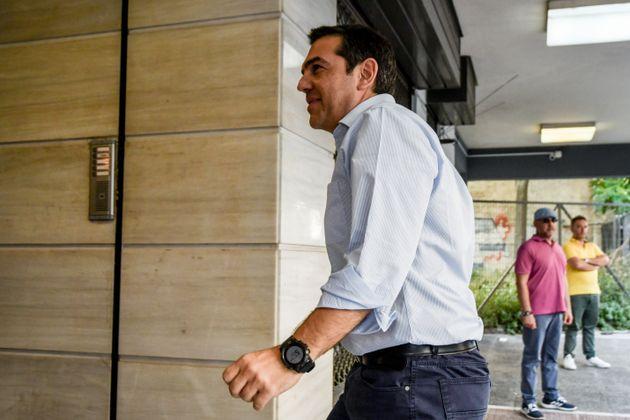 Μηδενική ανοχή σε συμπεριφορές «ξένες στις αρχές του ΣΥΡΙΖΑ και της Αριστεράς» ζητά ο