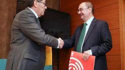 El PSOE y el PAR pactan en Aragón; no habrá gobierno del