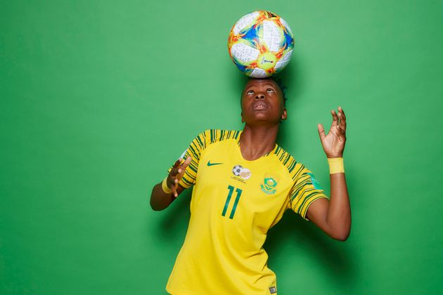 Thembi Kgatlana and South Africa finished second at the 2018 Africa Cup of