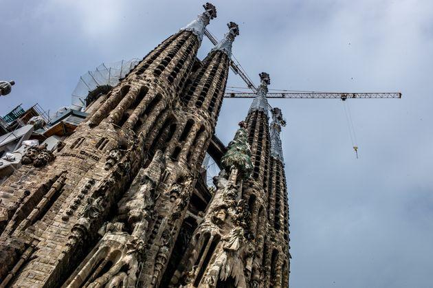 La Sagrada Familia ya tiene licencia de obras, después de 137