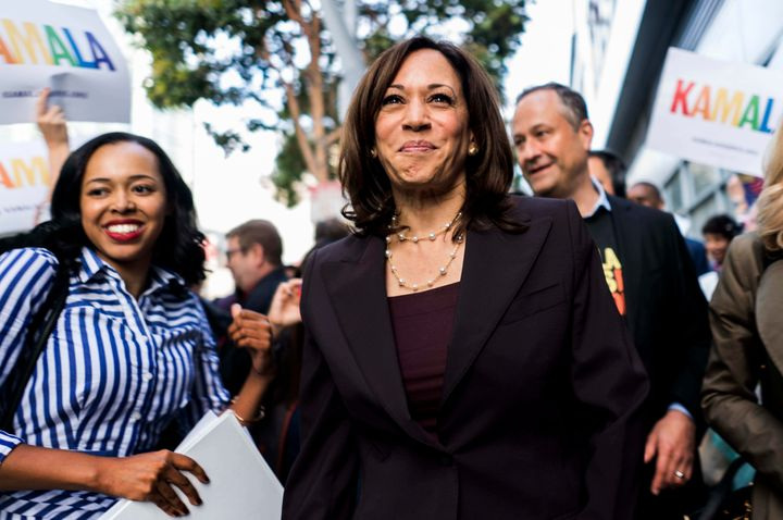 Sen. Kamala Harris has proposed a tax credit for renters, but no penalties for cities that refuse to permit new housing.