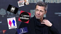 Brad Pitt excédé par les organisateurs d'une