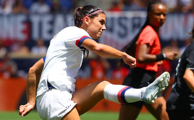 Alex Morgan will lead a potent — and deep — U.S. attack that could pull the Americans far...