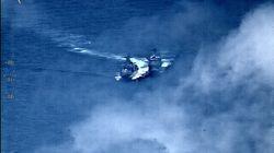 Por poco se lía: un buque de guerra ruso y otro estadounidense, a punto de colisionar en el