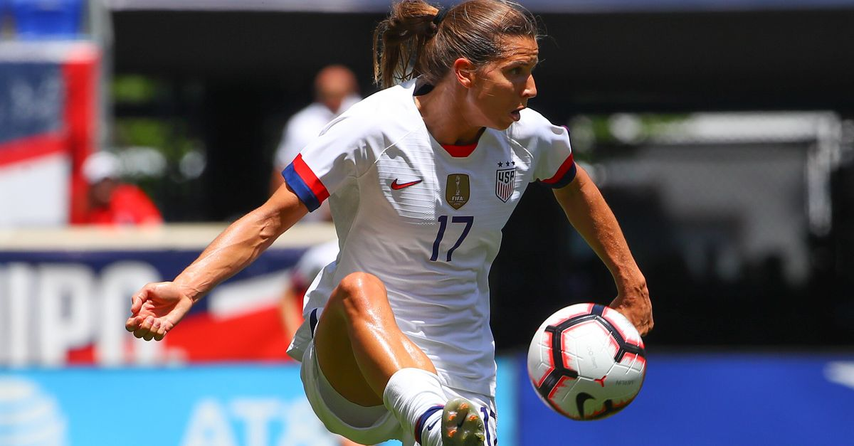 Why The United States Will (Or Won't) Win The 2019 Women's World Cup thumbnail