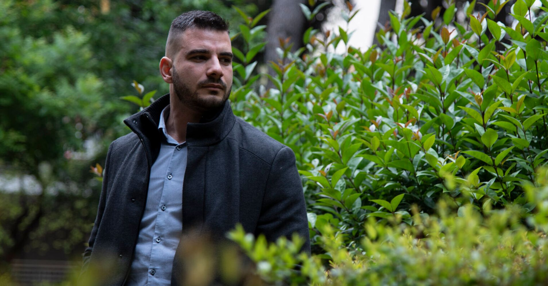 Greek Police Officer Fights Crime – and Hate