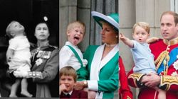 Royal Kids Have Been Posing Adorably On Balconies For 80