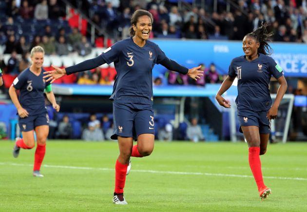 France - Corée du Sud: Les Bleues s'imposent 4-0 au Parc des