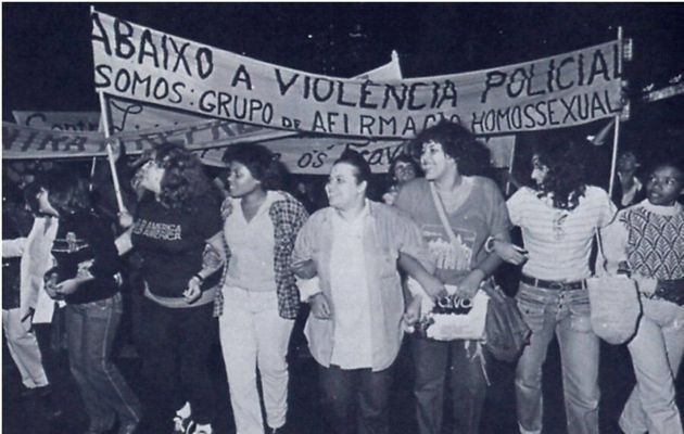 Protesto contra