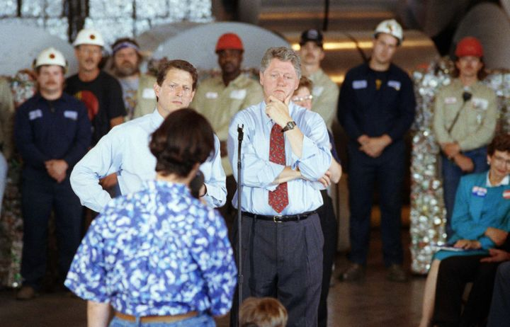 Back in 1992, Bill Clinton more or less invented the modern policy campaign.